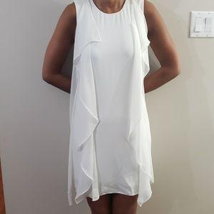 Flowy white BCBG Dress